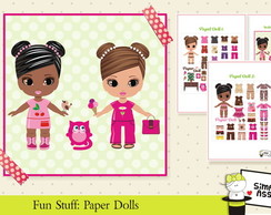 Fun Stuff: Paper Dolls