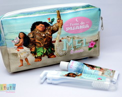Kit Dental + necessaire Moana