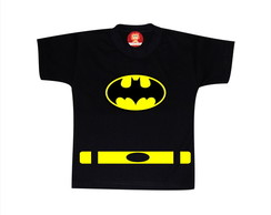 Camiseta ou Body Batman