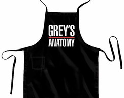 Avental + Bandana Greys Anatomy