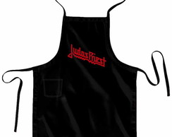 Avental + Bandana Judas Priest