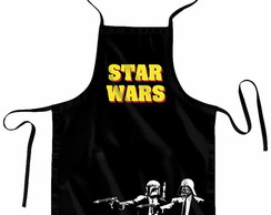 Avental + Bandana Star Wars