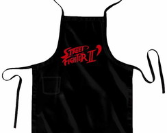 Avental + Bandana Street Fighter 2