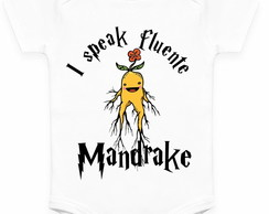 Body Harry Potter I speak Mandrake