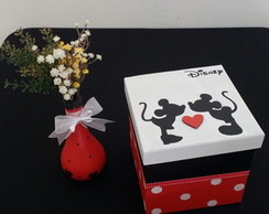 Caixa Disney Mickey e Minnie