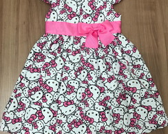 Vestido Hello kitty