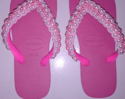 Chinelo Havaianas Original Decorado
