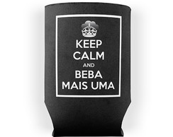 Porta Lata Keep Calm