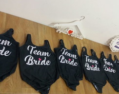 Body personalizado Team Bride Despedida