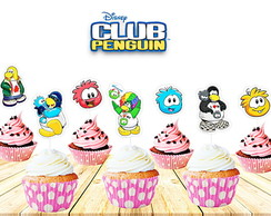 Topper Club Penguin