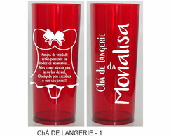 50 Copo Long Drink Personalizados