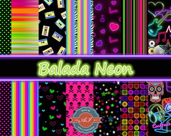 Kit Digital Balada Neon