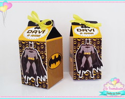Caixa Milk 3D Batman