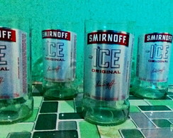 Kit 4 Copinhos Smirnoff