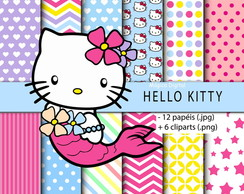 Kit Digital - Hello Kitty