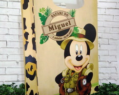Sacola Mickey Safari