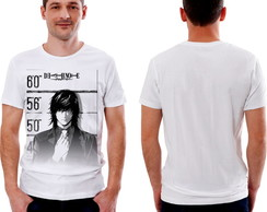 Camisa camiseta Death Note