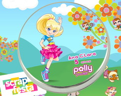 Latinhas Festa Polly Pocket