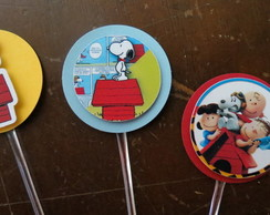 Toppers - Tema Snoopy