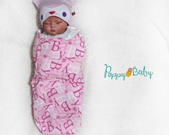 Swaddle Prematuro Out/Inverno Baby