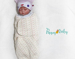Swaddle Prematuro Out/Invern flechas