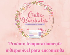 "Kit Fralda de Boca ""Baby Sleep"""