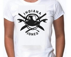 Camiseta Personalizada Indiana Jones