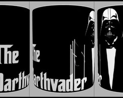 "CANECA DE PORCELANA ""THE DARTHVADER"""
