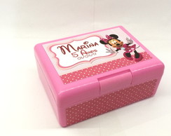 Caixa Box - Minnie Rosa