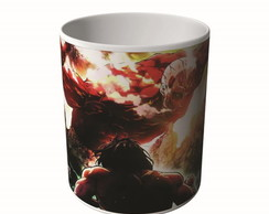 CANECA ATTACK ON TITAN 2-9784