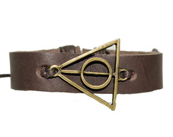 Pulseira Masculina Harry Potter