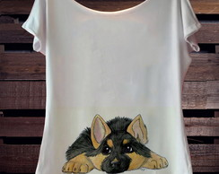 T-Shirt Pets Dogs Cute