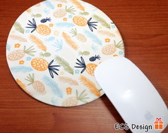 Mouse Pad Abacaxi