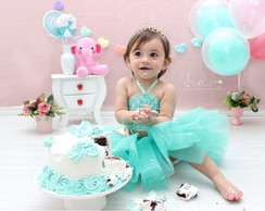 Kit Smach the cake saia de tule + top
