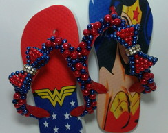 Chinelo Wonder Woman
