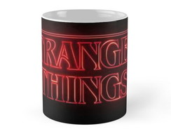 Caneca Stranger Things Modelo 3