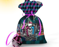 Saquinho Monster High 1 30cmx20cm