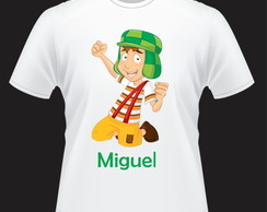 Camiseta Personalizada Chaves