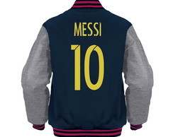 MOLETOM COLLEGE MESSI