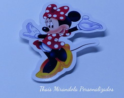 Aplique Minnie 5cm