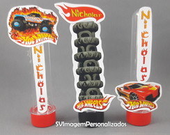 Hot Wheels Tubete 3d