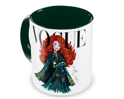 Caneca Princesa Merida by Vogue