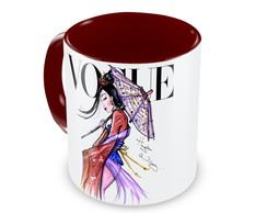 Caneca Princesa Mulan by Vogue