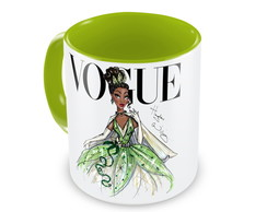 Caneca Princesa Tiana by Vogue