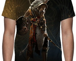 Camiseta Assassins Creed Origins 2017 - Estampa Total