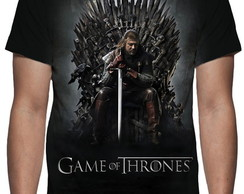 Camiseta Série Game of Thrones - Estampa Total