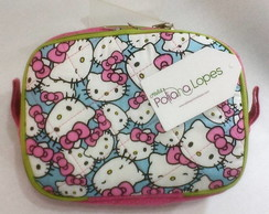 Estojo Organizador Hello Kitty