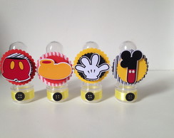 Tubete Decorado 8cm - Mickey Mouse