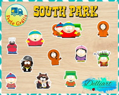 Aplique - South Park 3cm