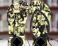 Chinelo Rock Roll
